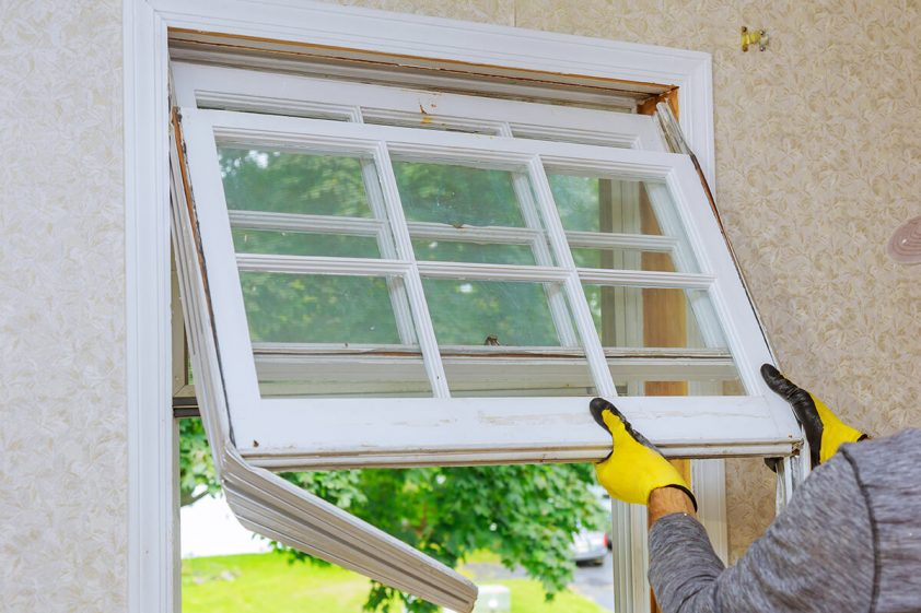 April Showers Brings New Storm Windows Kryger Glass