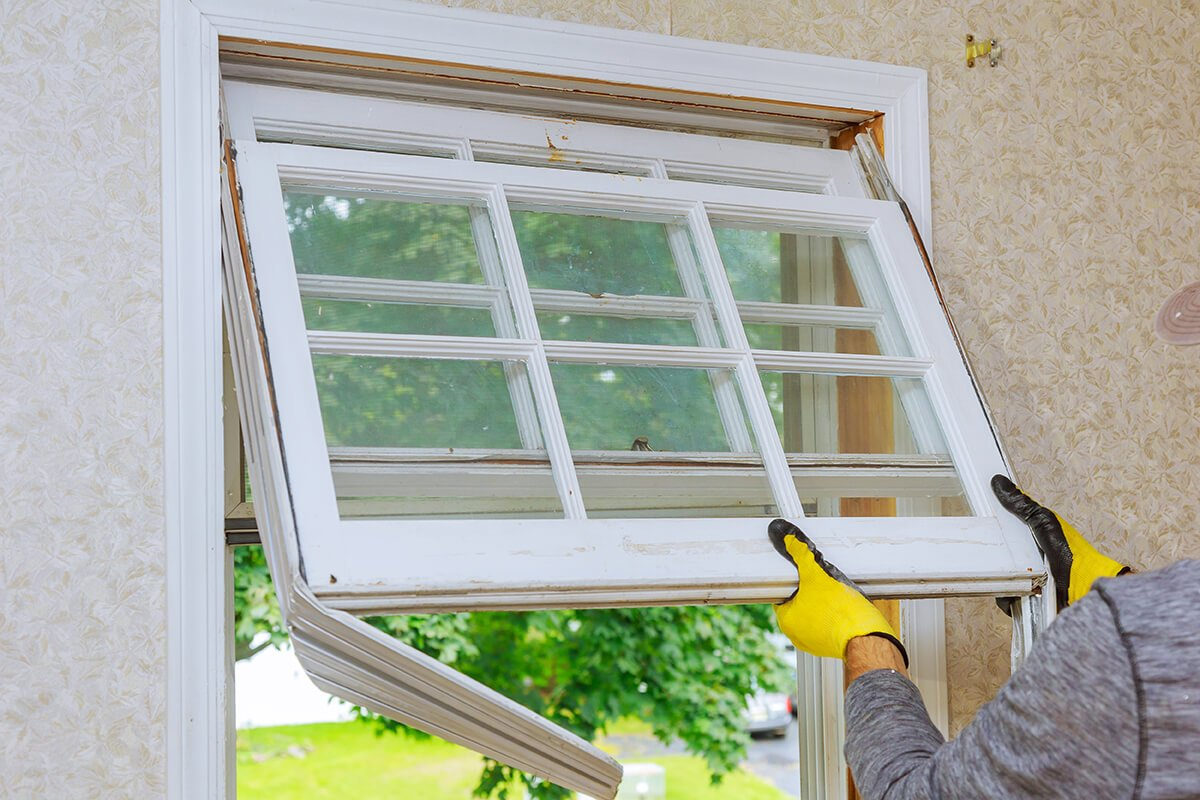 Kryger Glass Residential Home Glass Window Repair Services